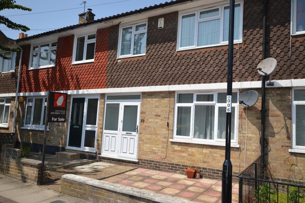 4 Bedrooms Terraced House for sale in Salehurst Road Brockley SE4