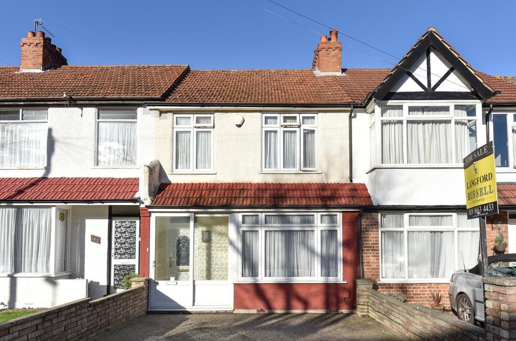 3 Bedrooms Terraced House for sale in Ravenscroft Road Beckenham BR3