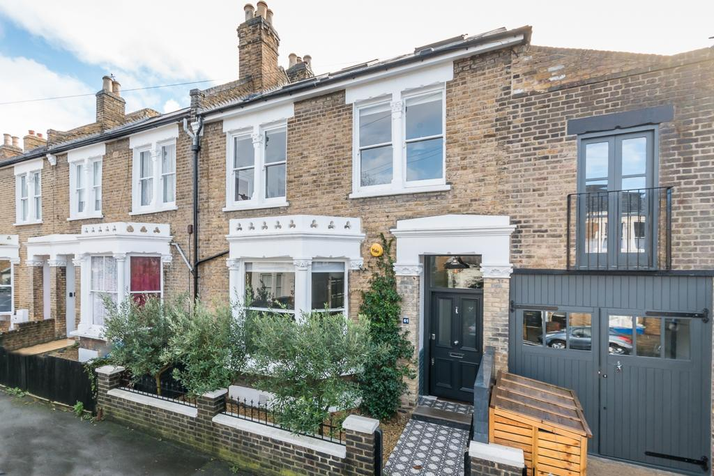 5 Bedrooms House for sale in 61 Rodwell Road SE22 9LE