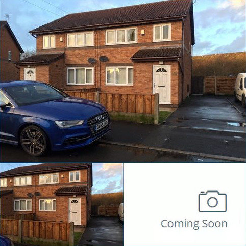 3 bedroom semi-detached house to rent - Brinsop Square , Manchester M12