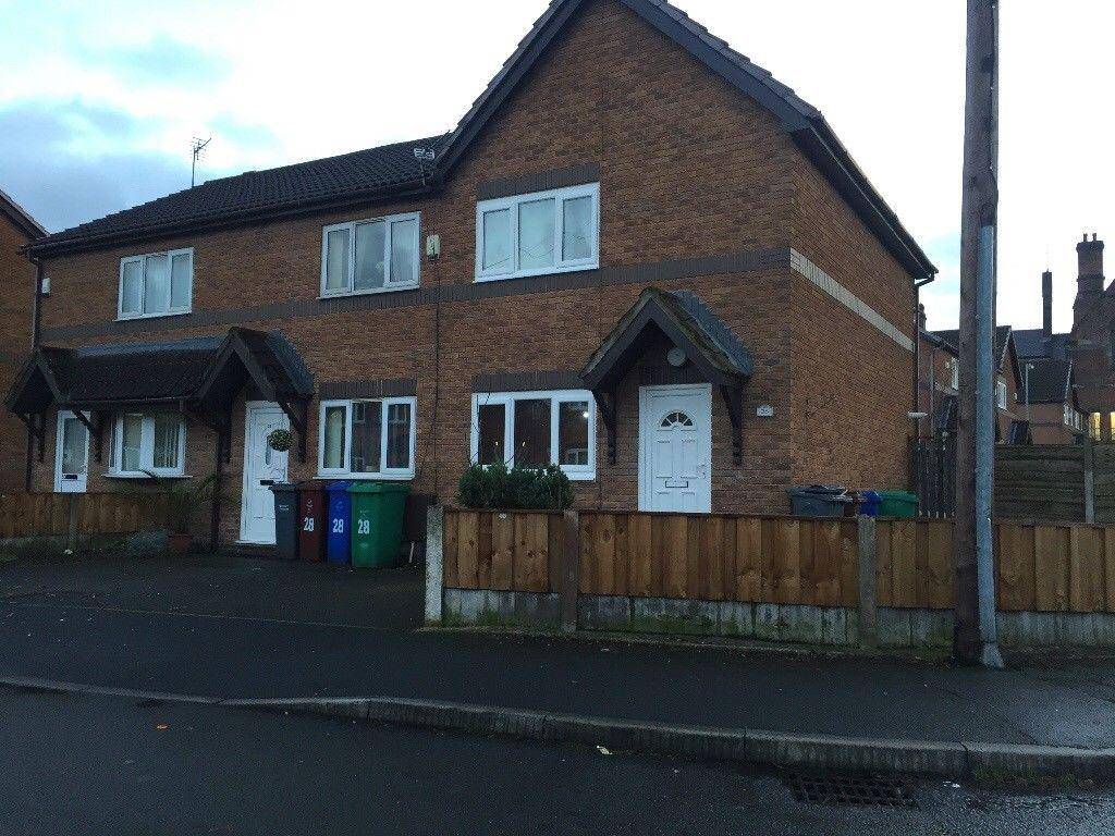2 Bedrooms Semi Detached House for rent in Brinsop Square , Manchester M12