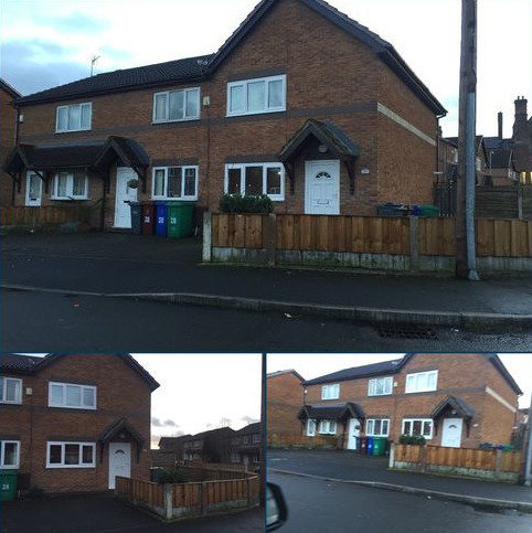 2 bedroom semi-detached house to rent - Brinsop Square  , Manchester M12