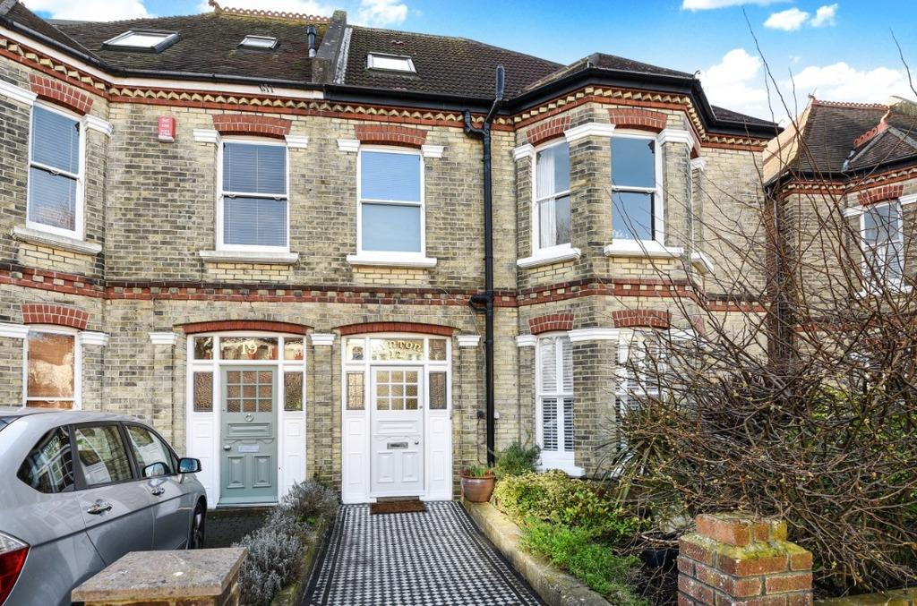 3 Bedrooms Flat for sale in Wilbury Crescent Hove East Sussex BN3