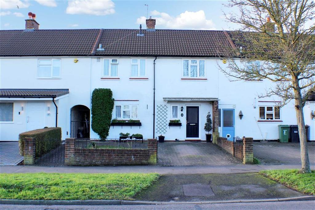 3 Bedrooms Terraced House for sale in Caledon Road, St Albans, Hertfordshire