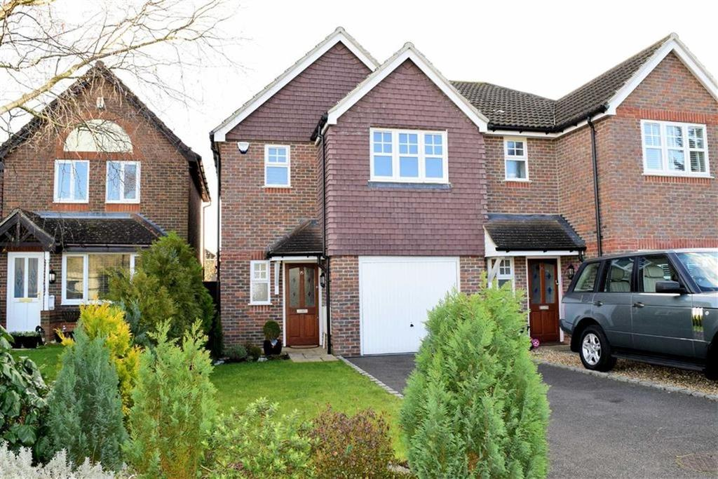 3 Bedrooms Semi Detached House for sale in Orchard Grove, Caversham, Caversham Reading