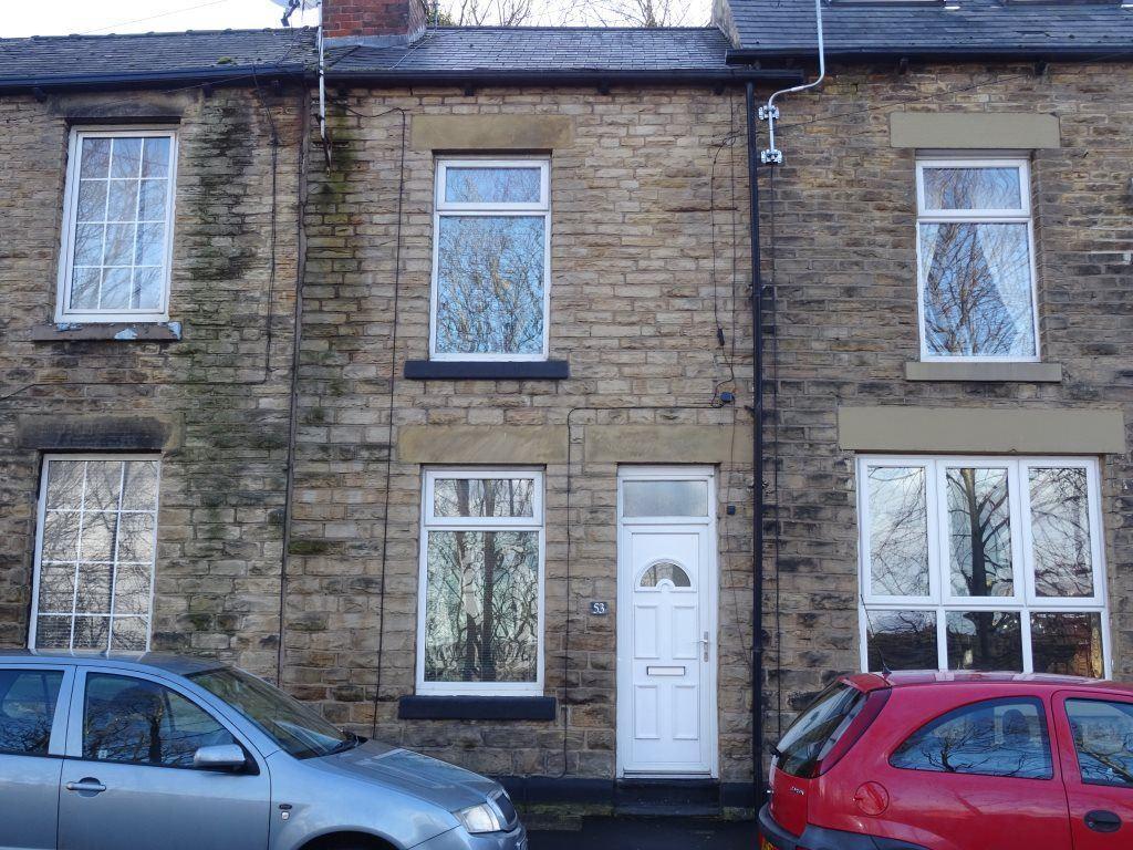 2 Bedrooms Terraced House for rent in Walkley Bank Road, Walkley, S6 5AJ