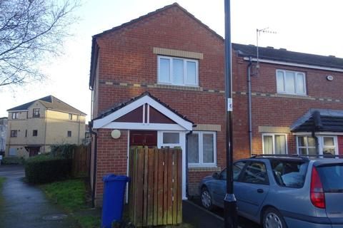 2 bedroom terraced house to rent - Broom Green, Sheffield, S3 7XF