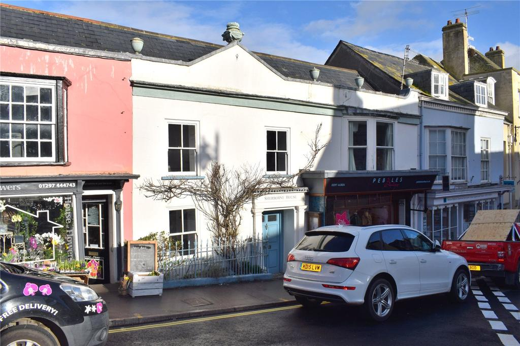 3 Bedrooms Terraced House for sale in Broad Street, Lyme Regis, Dorset