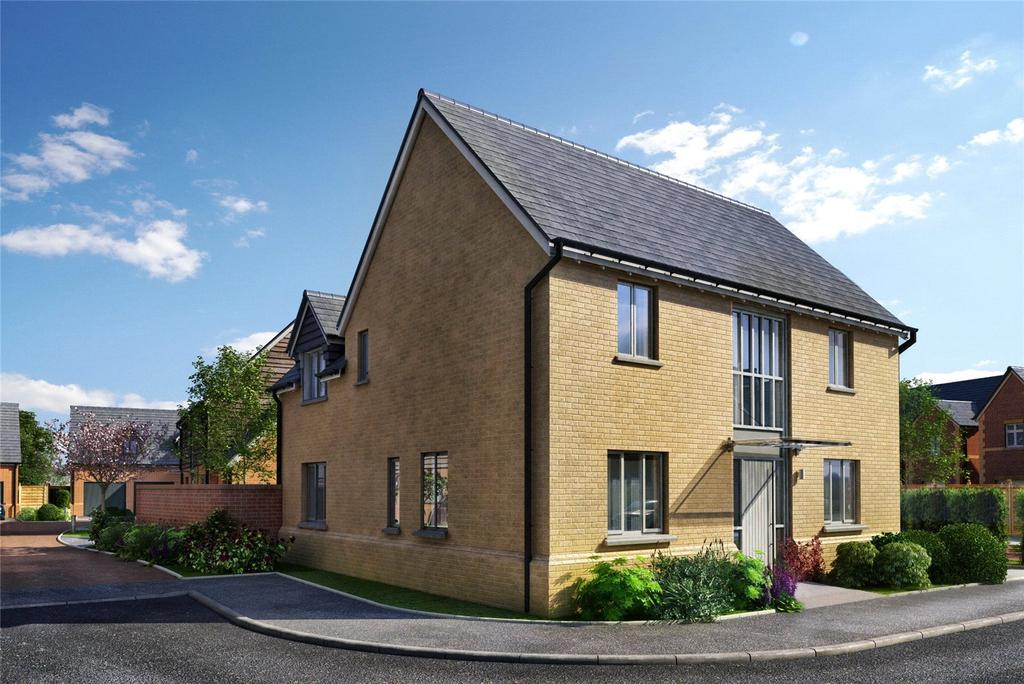 4 Bedrooms Detached House for sale in Plot 10, Bookers Edge, Newport Street, Hay On Wye