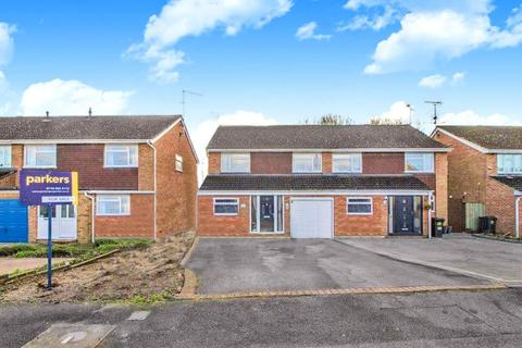 4 bedroom semi-detached house for sale - Rangewood Avenue, Reading, Berkshire, RG30