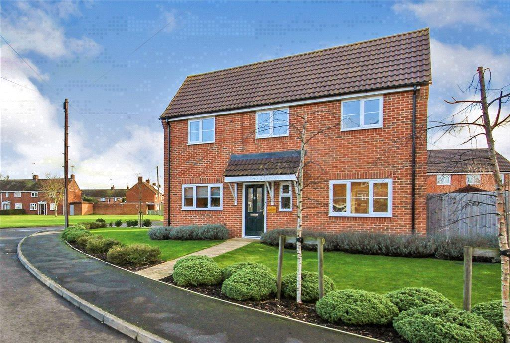 3 Bedrooms Detached House for sale in Willow Row, Fulbert Road, Pershore, Worcestershire, WR10