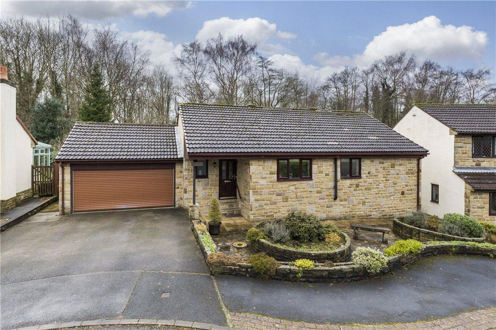 2 Bedrooms Detached Bungalow for sale in Holme Park, Burley in Wharfedale, Ilkley, West Yorkshire