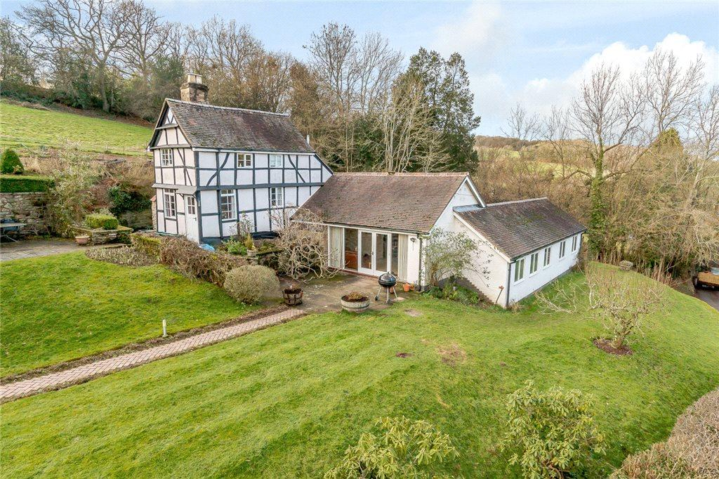 4 Bedrooms Unique Property for sale in Greenhill, Cradley, Malvern, WR13