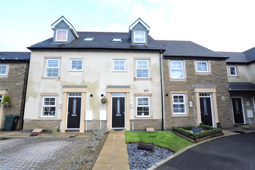 4 Bedrooms Terraced House for sale in Lune Road, Clitheroe, Lancashire, BB7
