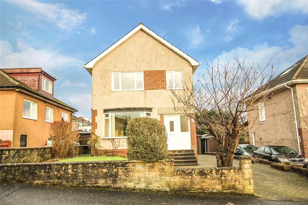 3 Bedrooms Detached House for sale in Nethermains Road, Milngavie, Glasgow