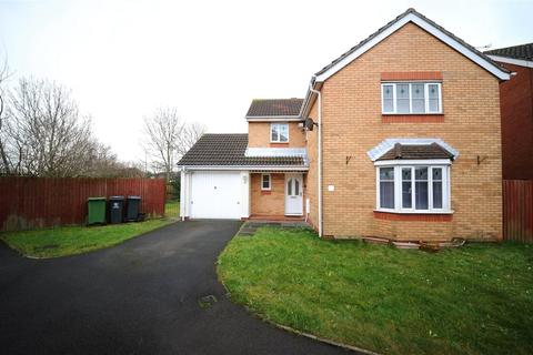 4 bedroom detached house for sale - Clos Hector, Pengam Green, Cardiff, CF24