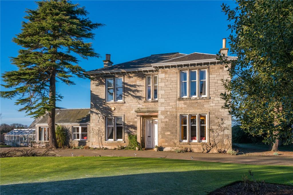 5 Bedrooms Equestrian Facility Character Property for sale in Chesterhall House, By Longniddry, East Lothian