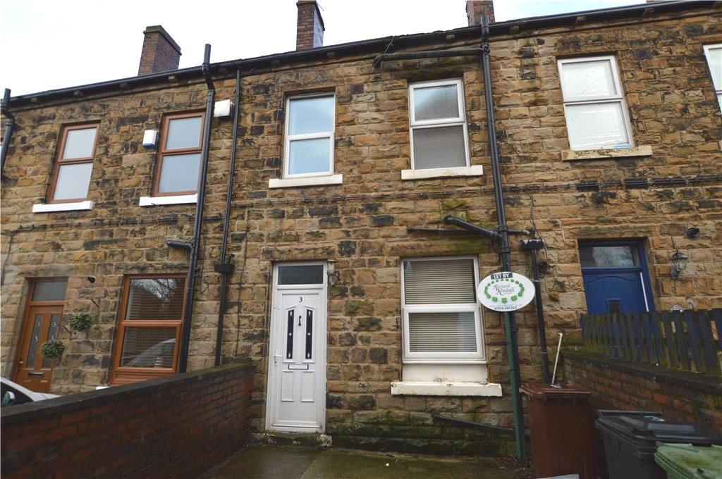 3 Bedrooms Terraced House for sale in Daisyvale Terrace, Thorpe, Wakefield, West Yorkshire