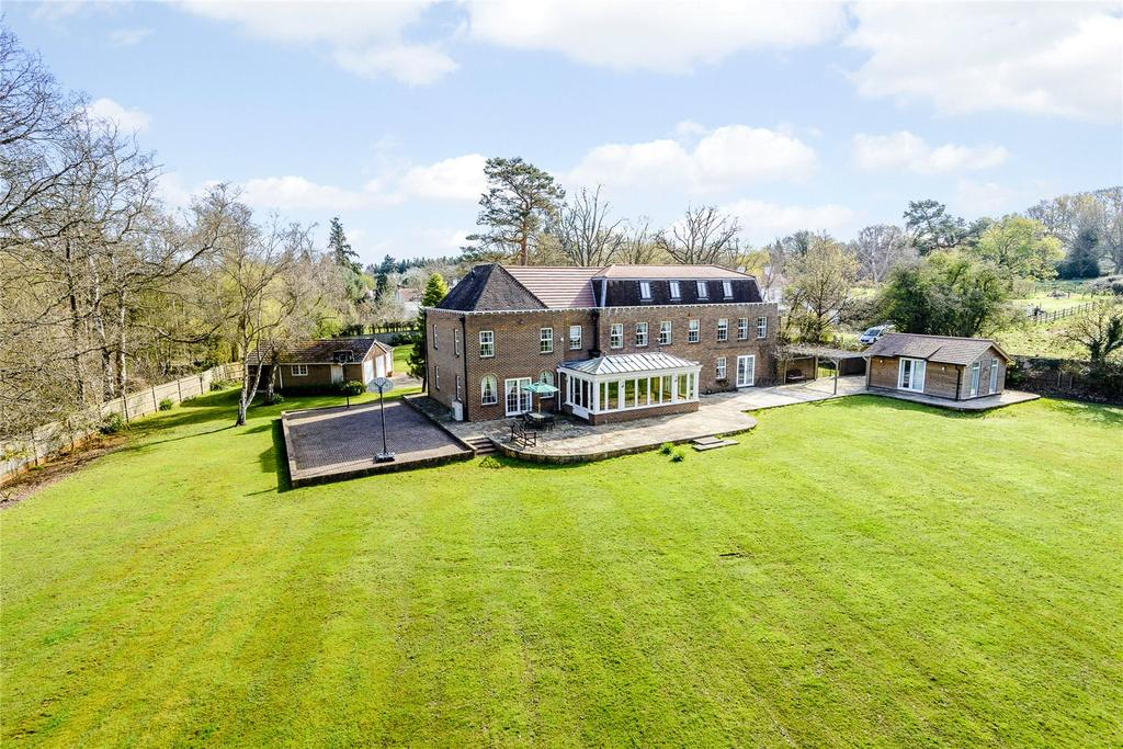 7 Bedrooms Detached House for sale in Coombe Lane, Ascot, Berkshire