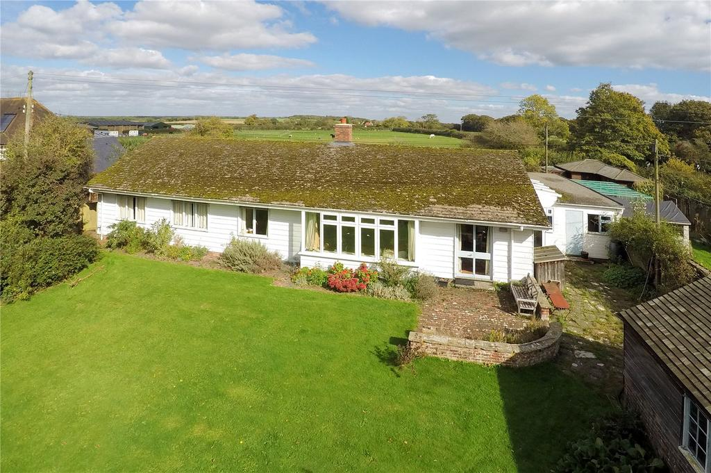 3 Bedrooms Detached Bungalow for sale in Chalvington, East Sussex