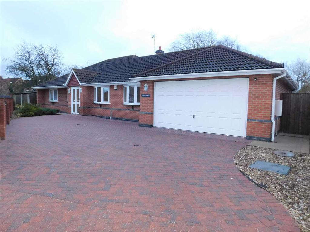 4 Bedrooms Detached House for sale in GREENACRES, THE ROOKERY, SCOTTER, GAINSBOROUGH
