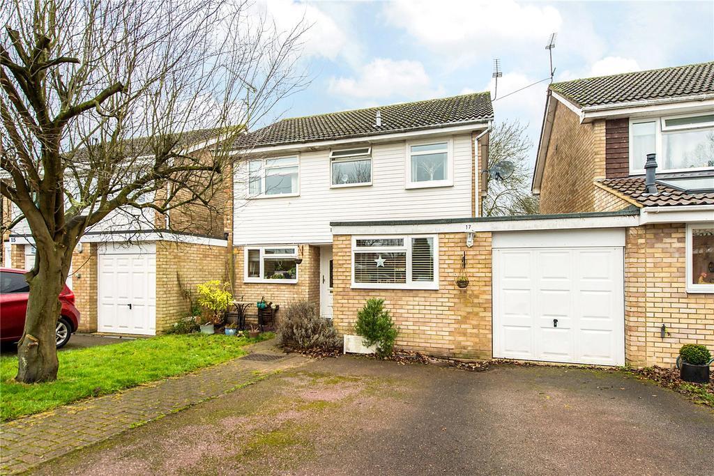 4 Bedrooms Link Detached House for sale in Harvest Bank, Hyde Heath, Amersham, Buckinghamshire, HP6