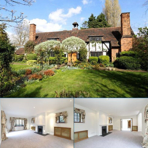 6 bedroom detached house for sale - Somerset Road, Wimbledon, London, SW19