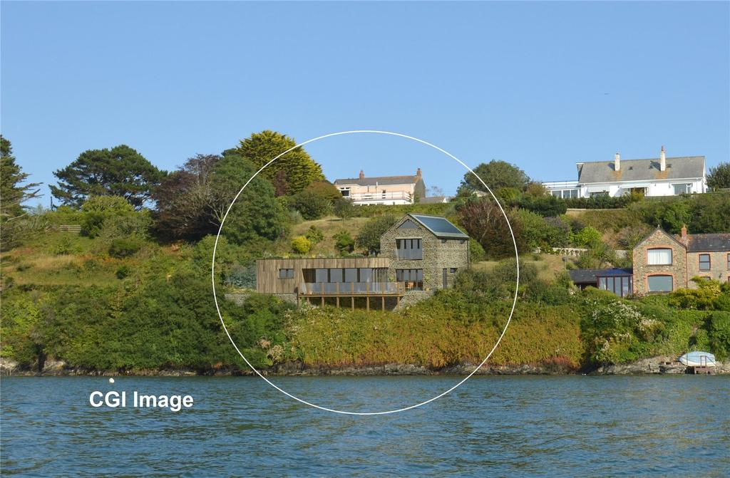 3 Bedrooms Detached House for sale in Restronguet Point, Feock, South Cornwall, TR3