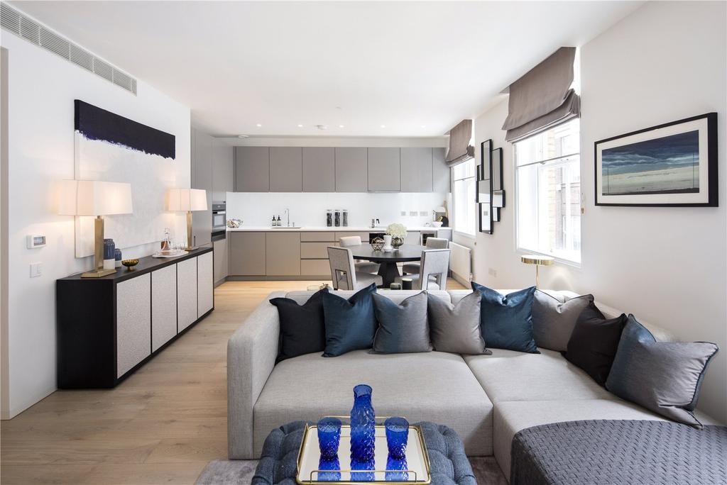 1 Bedroom Flat for sale in Portland Riding, Riding House Street, London, W1W