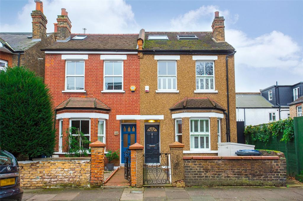 3 Bedrooms End Of Terrace House for sale in Murray Road, Ealing, London, W5
