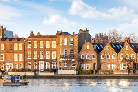 3 bedroom terraced house for sale - Strand-On-The-Green, Chiswick, London, W4