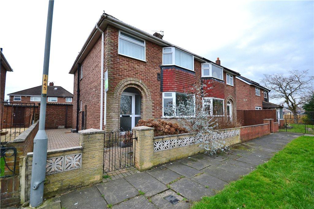 3 Bedrooms Semi Detached House for sale in Amble View, Norton, Stockton-On-Tees