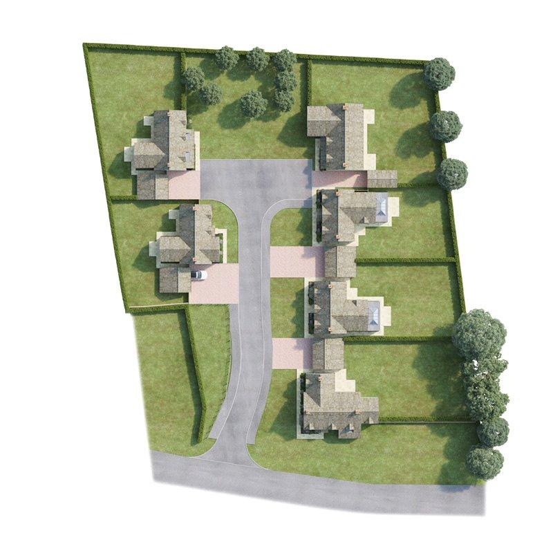 4 Bedrooms Detached House for sale in Tanners Lane, Burford, Oxfordshire, OX18