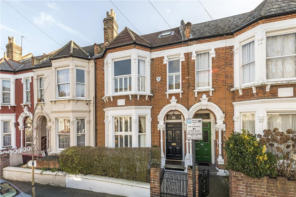 5 Bedrooms Terraced House for sale in Sainfoin Road, London, SW17