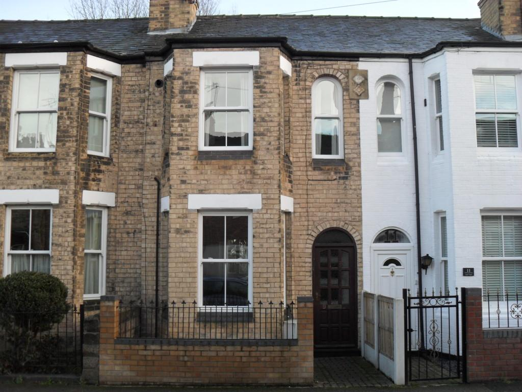 2 Bedrooms Terraced House for rent in Cobwell Road, Retford