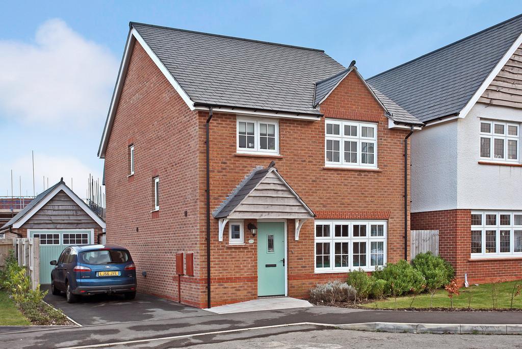 4 Bedrooms Detached House for sale in Cilfach Crwys, Penrhosgarnedd, North Wales