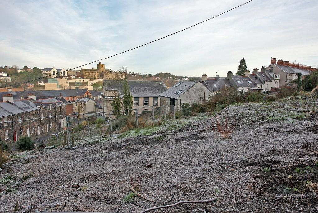 Land Commercial for sale in Lon Pobty, Bangor, North Wales