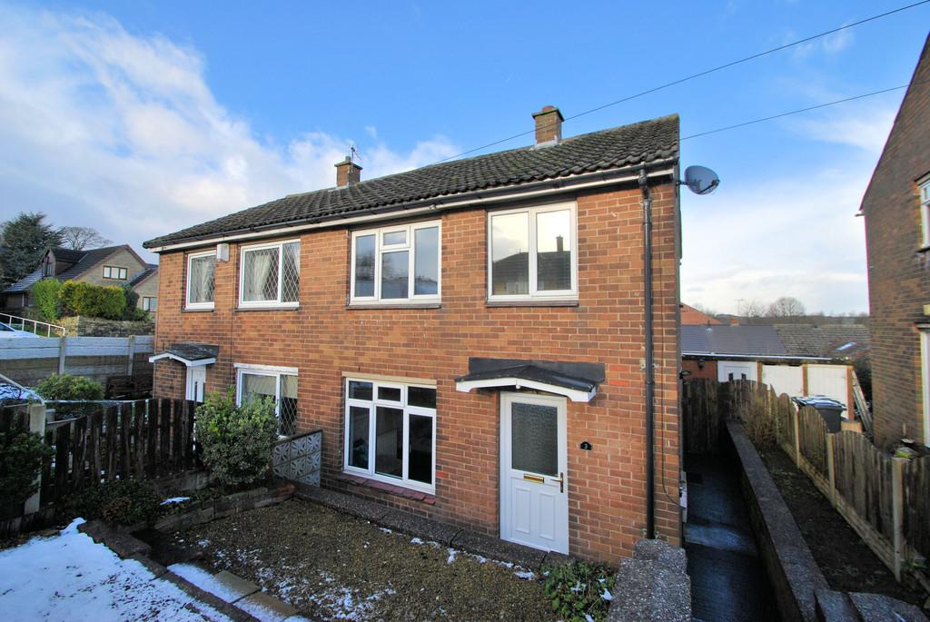 2 Bedrooms Semi Detached House for sale in Hodgkinson Avenue, Penistone, Sheffield
