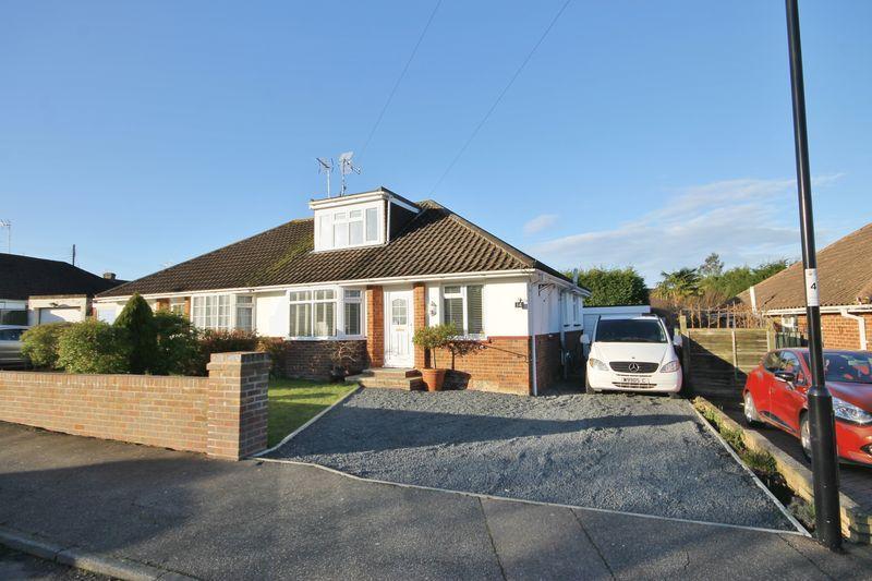 3 Bedrooms Semi Detached Bungalow for sale in Blackhouse Lane, Burgess Hill, West Sussex