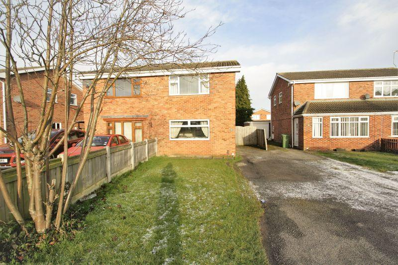 2 Bedrooms Semi Detached House for sale in Symons Close, Hartburn, Stockton, TS18 5QB