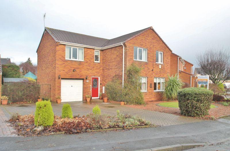 4 Bedrooms Detached House for sale in Wykeham Close, Billingham