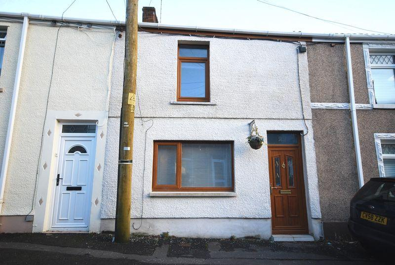 2 Bedrooms Terraced House for sale in 27 Beaconsfield Street, Cadoxton, Neath