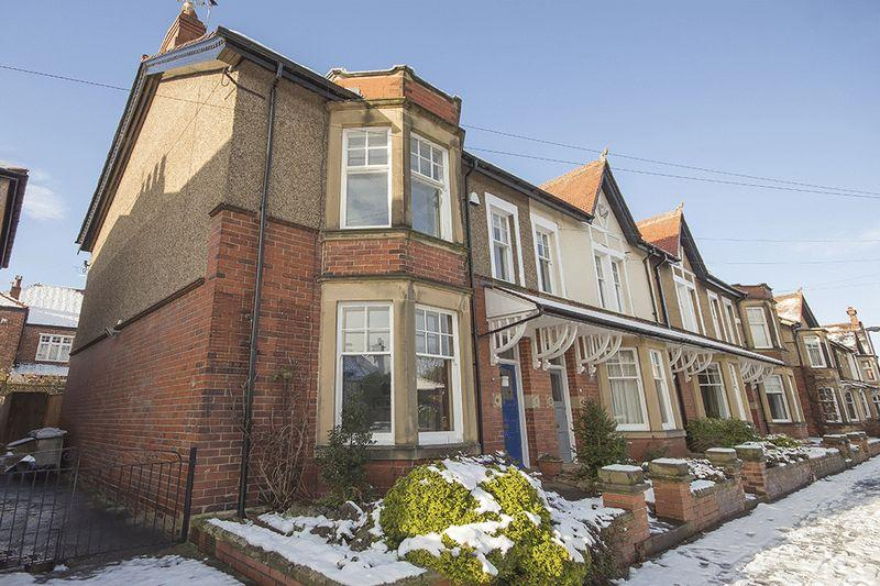 5 Bedrooms Terraced House for sale in Roseworth Crescent, Gosforth
