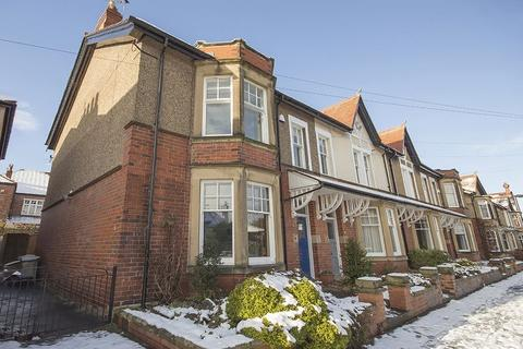 5 bedroom terraced house for sale - Roseworth Crescent, Gosforth