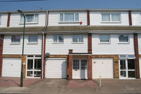 3 bedroom terraced house to rent - Little Queen Street