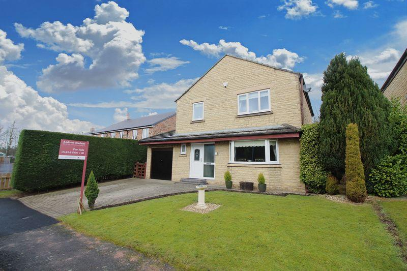 3 Bedrooms Detached House for sale in Falcon Grange, Bardon Mill