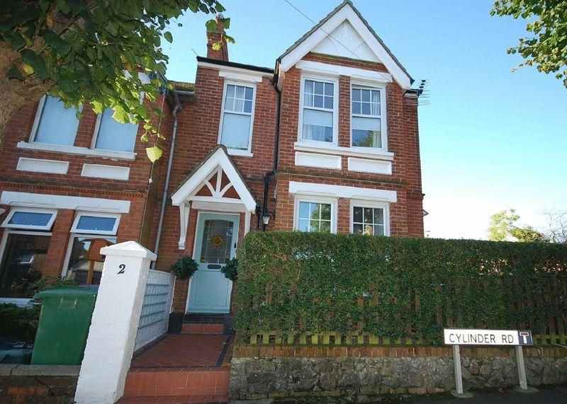 3 Bedrooms Semi Detached House for sale in Saltwood