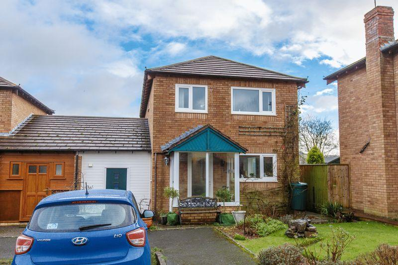 4 Bedrooms Detached House for sale in The Oaks, Yeoford