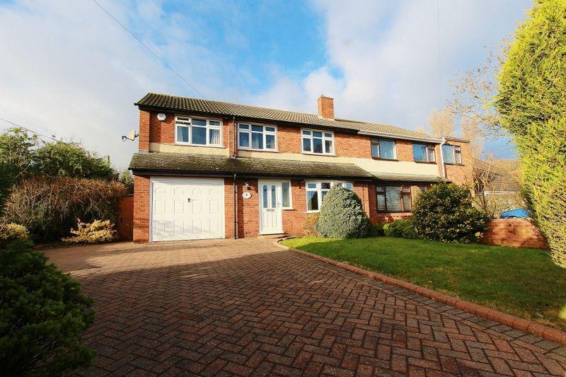 4 Bedrooms House for sale in Fishley Lane, Lower Farm, Bloxwich