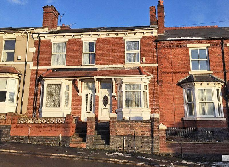 2 Bedrooms Terraced House for sale in New Rowley Road, Dudley